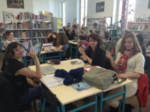 cdi lycée 2