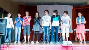 Les collégiens musiciens
