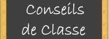 conseil de classe