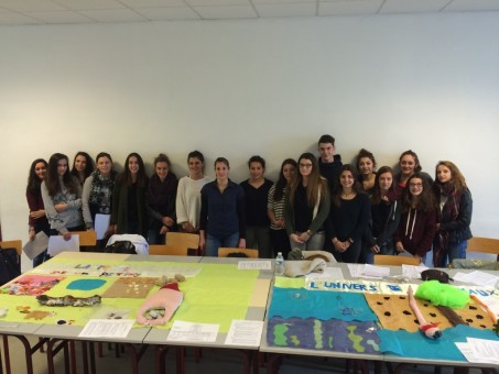 Projet un tapis d 39 veil pour la maison de la petite enfance du grand auch lycee oratoire et - Maison du monde tapis d eveil ...