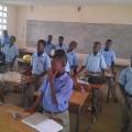featured image Projet caritatif : du matériel scolaire part au Togo grâce aux élèves de Sainte-Marie.