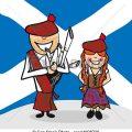 featured image L'Écosse vue par les élèves.