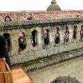 featured image Sur les toits de la cathédrale, la pose acrobatique du nichoir… L'ULIS de l'ORATOIRE y était aussi!