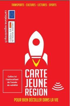 carte jeune midi pyrenees Carte Jeune au Lycée | LYCEE ORATOIRE ET COLLEGE SAINTE MARIE   AUCH
