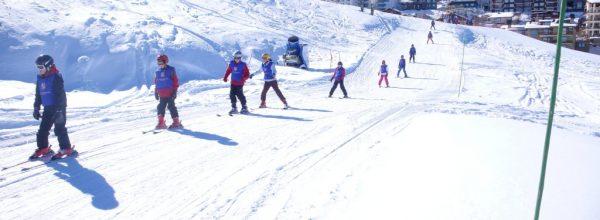 Séjour ski pour les 5èmes