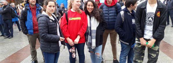 Echange avec l'Allemagne: nos élèves à Memmingen